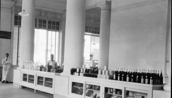 100 yıldır mağazalarımızda pek az şey değişti