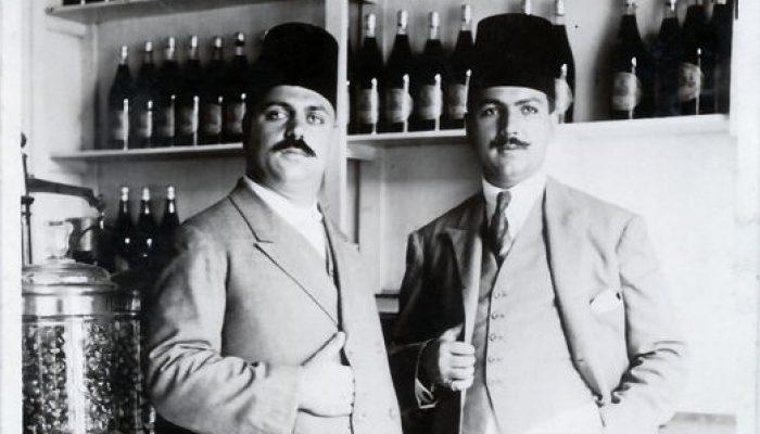Hasan Tahsin ve Mehmet Ali Bey