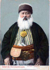 15 Sekerci Cemil Bey'in kayinpederi Bektasi Nuri Baba