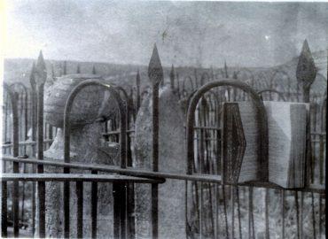 21 Cemil Bey'in Kahire'deki mezari
